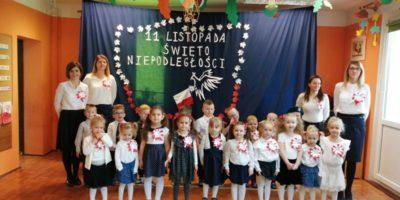 """""""11 LISTOPADA UCZCIĆ WIELKIE ŚWIĘTO NAM WYPADA…"""""""