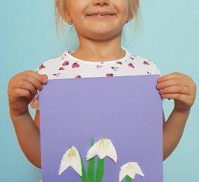 Wiosennie u Mai
