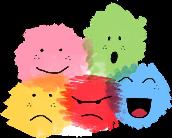 """Emocje- """"Żabki"""""""