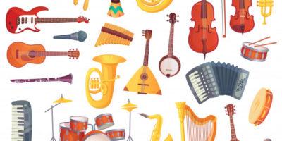 """Instrumenty w """"Żabkach"""""""