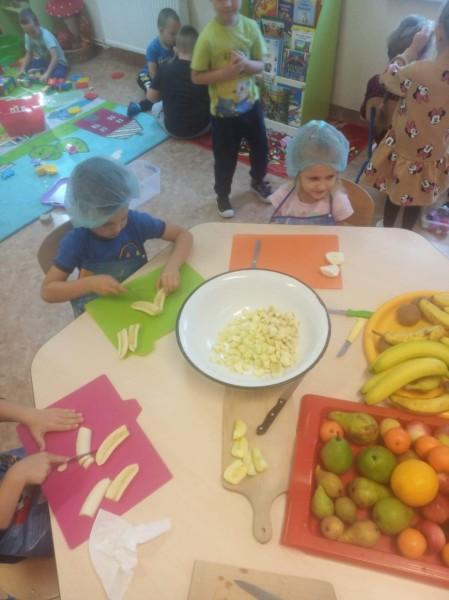 """Owoce i warzywa u """"Jeżyków"""""""