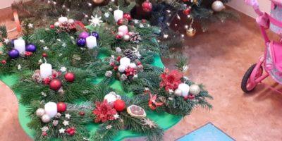 """Stroiki świąteczne u """"Jeżyków"""""""
