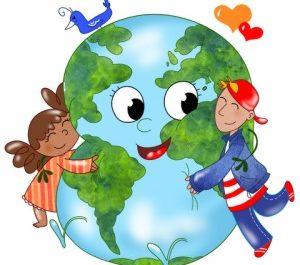 Planeta Ziemia u Żabek